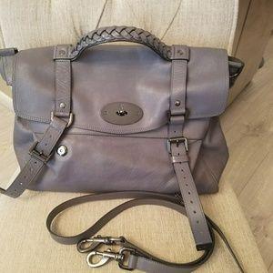 e28a71b0a2be sale mulberry handbags 20594 5c7f7  australia mulberry bags mulberry alexa  grey bb5b3 8961a